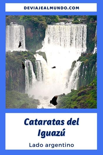 Cataratas del Iguazú lado argentino guía de viaje