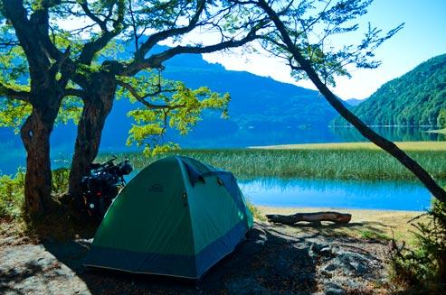 ruta de los 7 lagos en bici. Info útil cicloturismo y cicloviajeros.