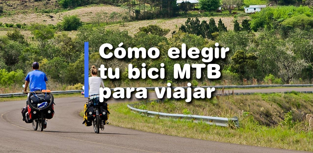 Consejos para armar bicicleta MTB para viajar. 2020