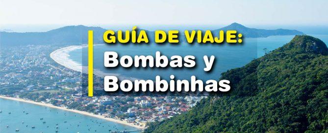 Playas de Bombas y Bombinhas, Brasil. Guía de viaje