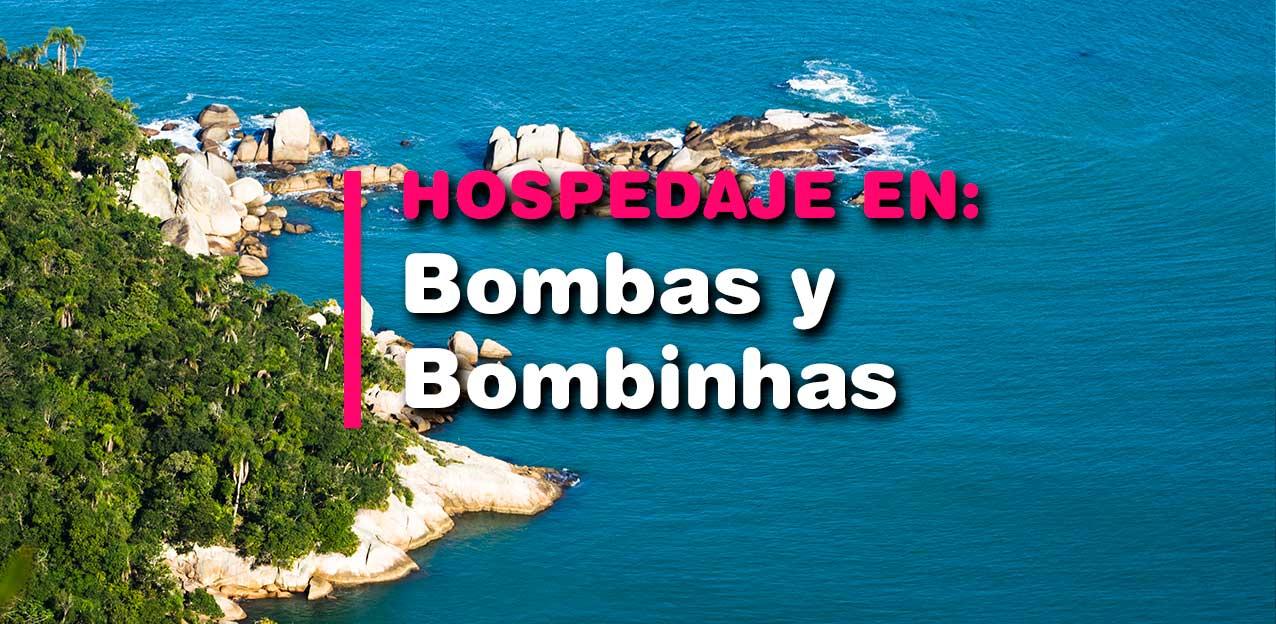 alquileres en bombas y bombinhas brasil