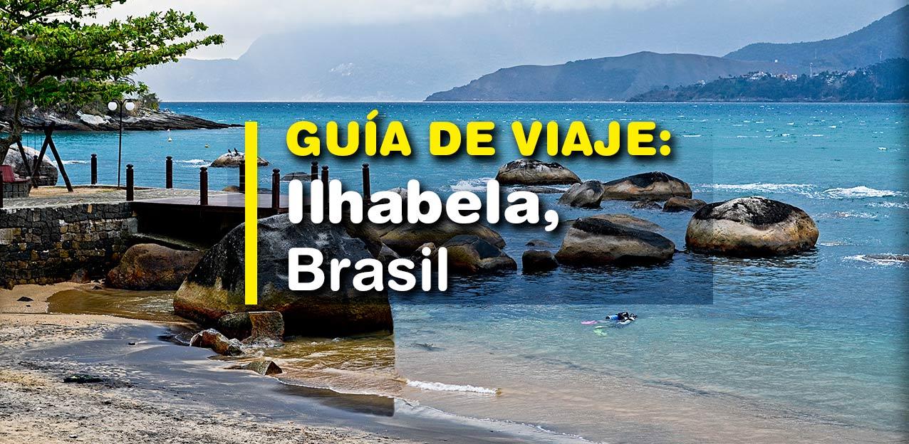 Guía de viaje a Ilhabela, Brasil