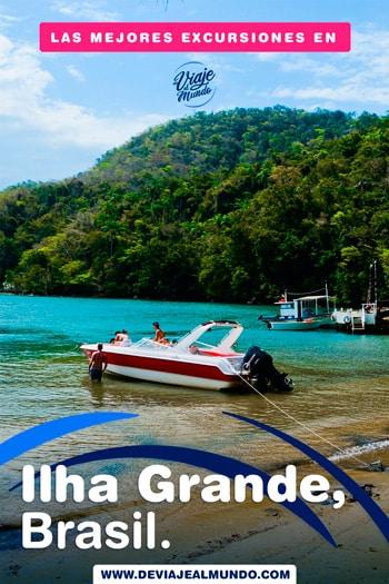 Las mejores excursiones en Ilha Grande, Brasil. Guía rápida para organizar tu viaje. | Playas de Brasil.