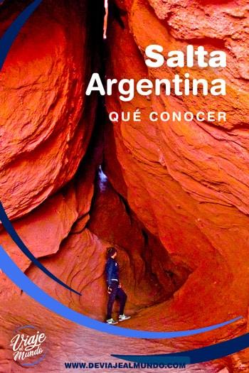 Qué hacer en Salta Argentina. Guía completa con los mejores lugares turísticos.