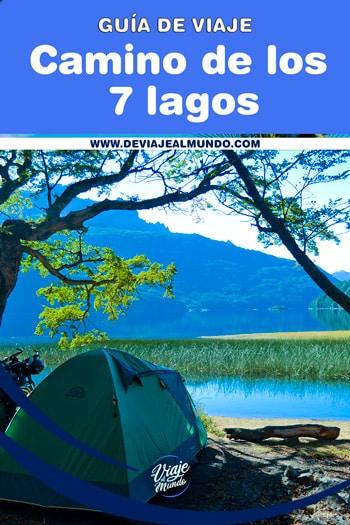 camino de los 7 lagos argentina