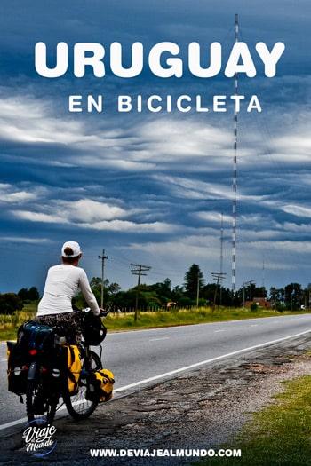 Costa de Uruguay en bicicleta. Cicloturistas. Foro