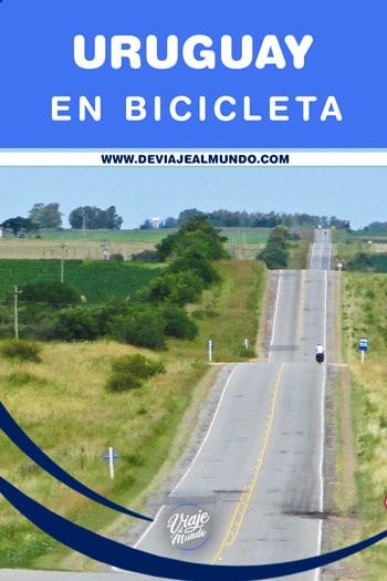 Uruguay en bicicleta. Blog de viajes