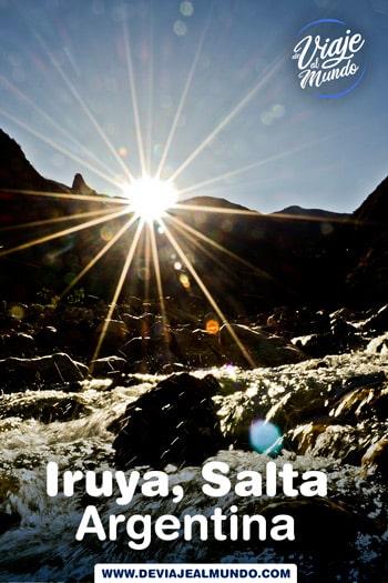Iruya, Salta Argentina. Guía de viaje