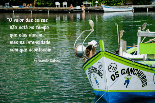 Foto postales Barra da Lagoa Florianópolis Brasil